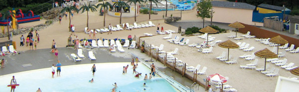 SplashDown Beach Wave Pool