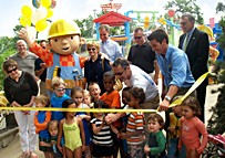 Bob the Builder SplashDown Beach