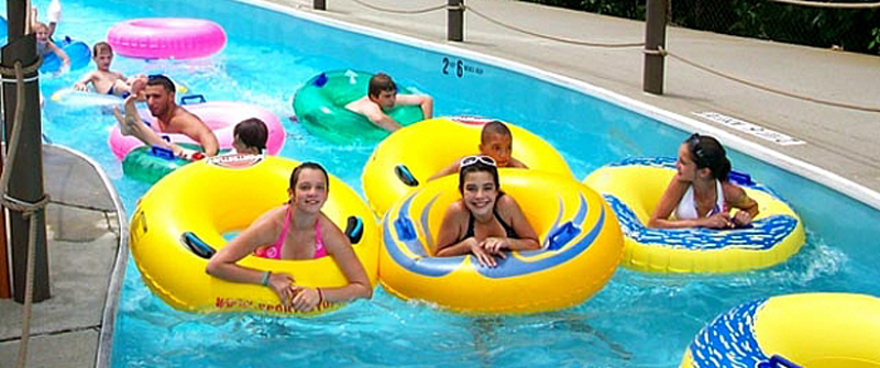 Water Park Lazy River